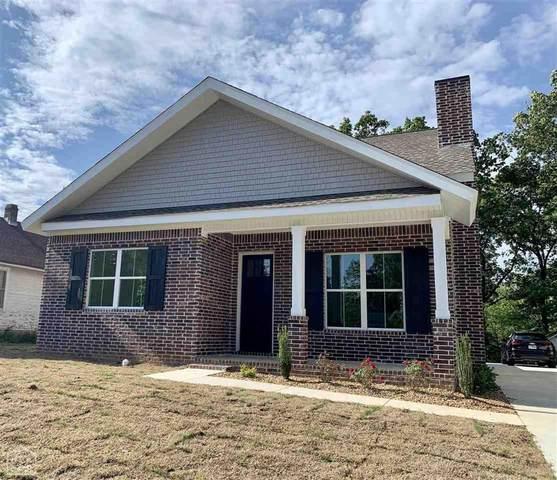 402 E Nettleton, Jonesboro, AR 72401 (MLS #10092177) :: Halsey Thrasher Harpole Real Estate Group