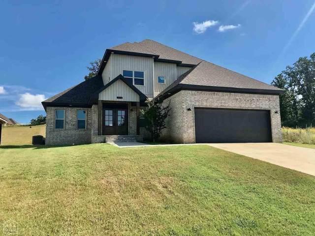 738 Sadie, Jonesboro, AR 72404 (MLS #10093476) :: Halsey Thrasher Harpole Real Estate Group