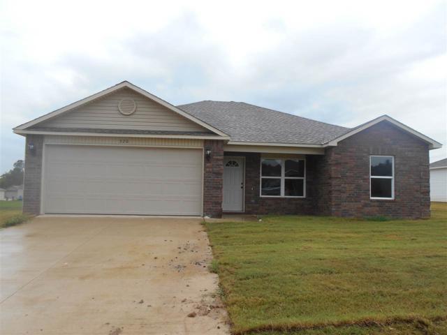 320 Emma Drive, Brookland, AR 72417 (MLS #10075610) :: REMAX Real Estate Centre