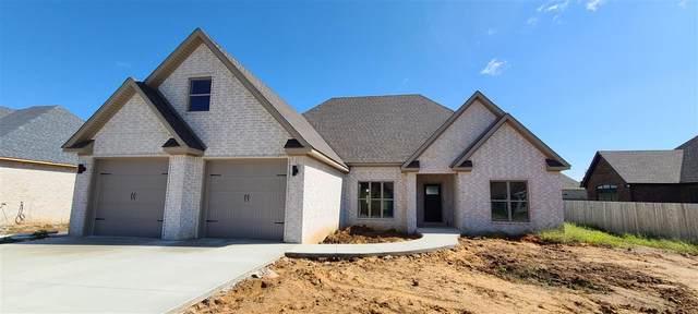 102 Delle Drive, Brookland, AR 72417 (MLS #10086931) :: Halsey Thrasher Harpole Real Estate Group