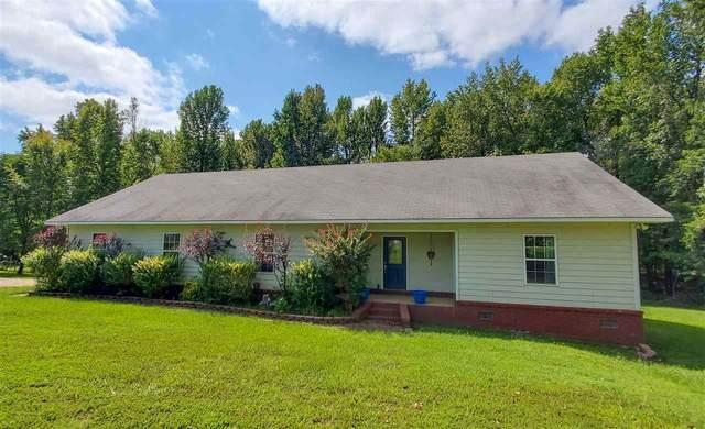 266 County Road 781, Jonesboro, AR 72405 (MLS #10087166) :: Halsey Thrasher Harpole Real Estate Group