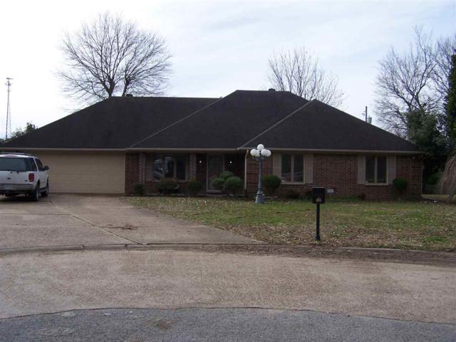 405 Ballard Circle, Trumann, AR 72472 (MLS #10078758) :: Halsey Thrasher Harpole Real Estate Group