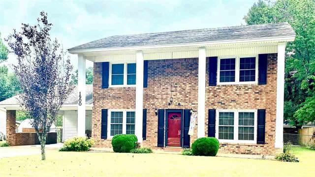 1900 Brookhaven, Jonesboro, AR 72401 (MLS #10087172) :: Halsey Thrasher Harpole Real Estate Group