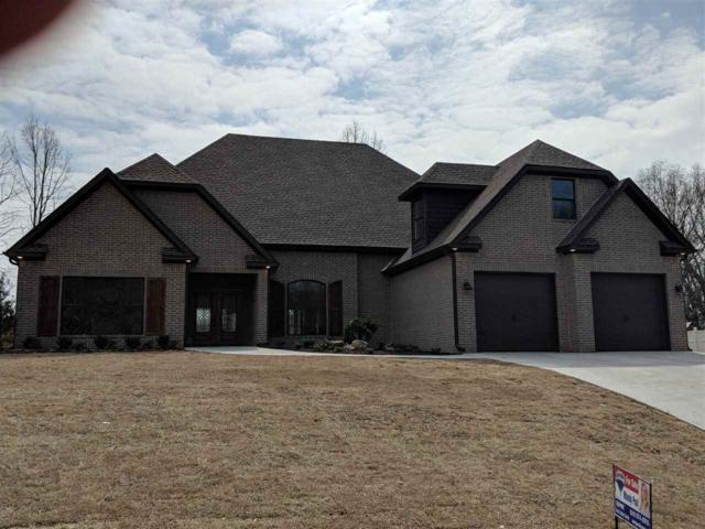 1105 Lilac Garden Dr, Jonesboro, AR 72401 (MLS #10071377) :: REMAX Real Estate Centre