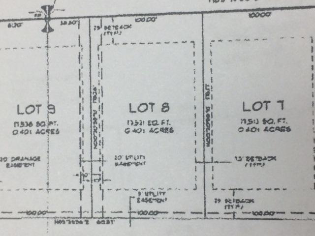 Lot# 8 Jamestown Phase IV, Jonesboro, AR 72404 (MLS #10069241) :: REMAX Real Estate Centre