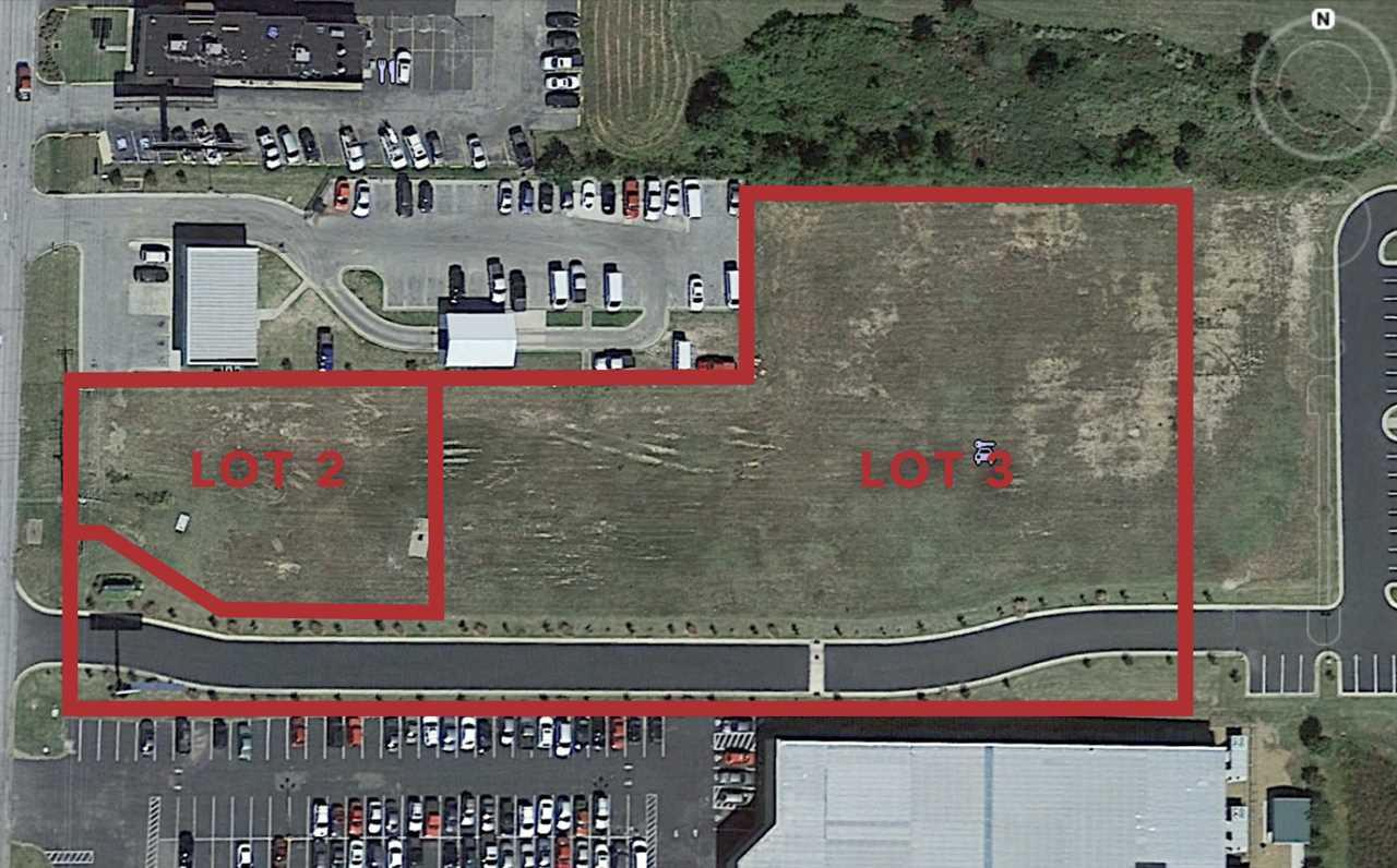 2.38 Acres Caraway Road - Photo 1