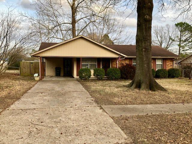 1700 Tanglewood, Jonesboro, AR 72401 (MLS #10073608) :: REMAX Real Estate Centre