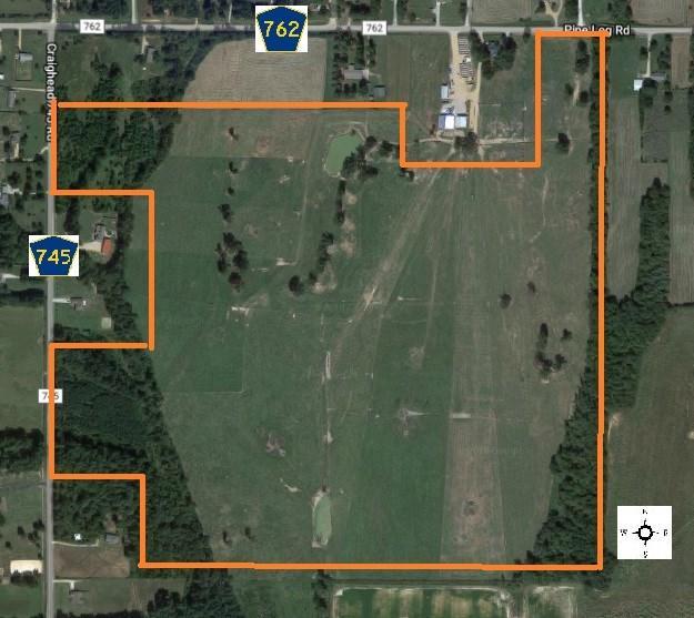 132 acres Cr 762 (Pine Log Rd), Brookland, AR 72417 (MLS #10073729) :: REMAX Real Estate Centre