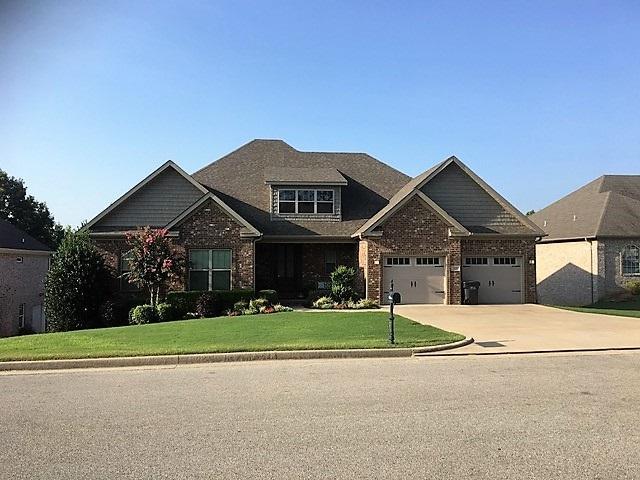 4521 Lochmoor Circle, Jonesboro, AR 72401 (MLS #10074095) :: REMAX Real Estate Centre