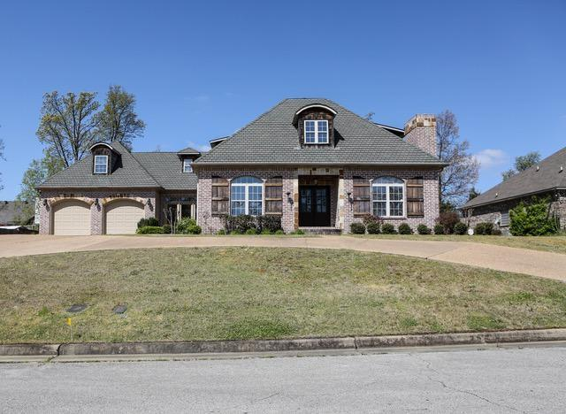 3917 Thousand Oaks, Jonesboro, AR 72404 (MLS #10074426) :: REMAX Real Estate Centre