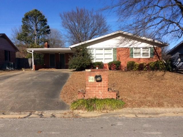 918 Locust, Jonesboro, AR 72401 (MLS #10074429) :: REMAX Real Estate Centre