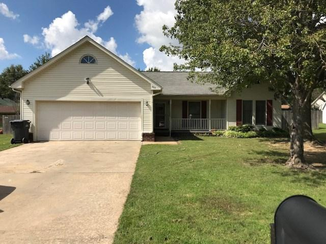 303 Hunter Ridge, Jonesboro, AR 72404 (MLS #10077159) :: Halsey Thrasher Harpole Real Estate Group