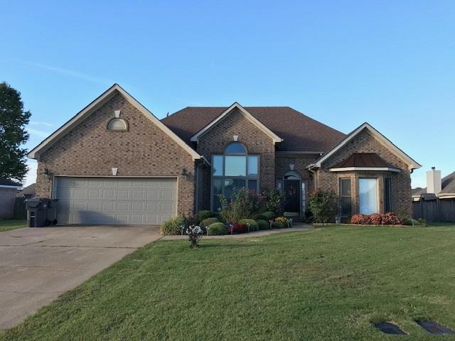 3904 Bolt, Jonesboro, AR 72401 (MLS #10077401) :: Halsey Thrasher Harpole Real Estate Group