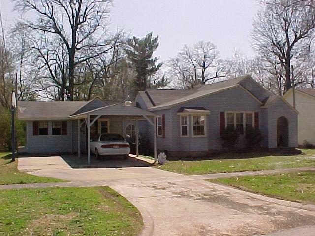 631 W Cherry, Jonesboro, AR 72401 (MLS #10077639) :: Halsey Thrasher Harpole Real Estate Group