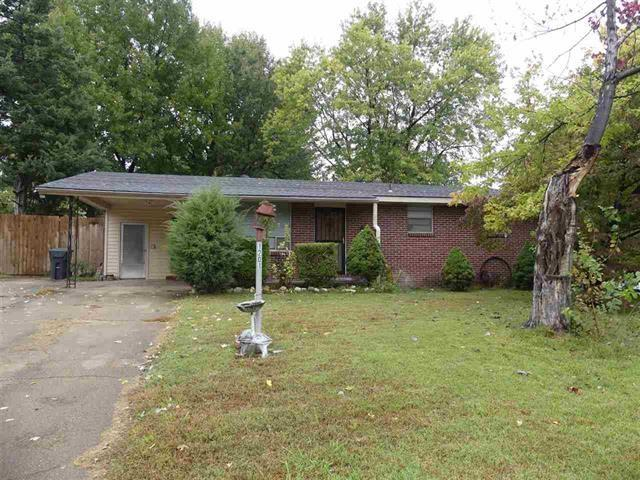 1201 Glendale, Jonesboro, AR 72401 (MLS #10078915) :: Halsey Thrasher Harpole Real Estate Group