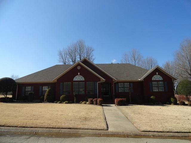 1810 Fairway Lane, Paragould, AR 72450 (MLS #10079037) :: Halsey Thrasher Harpole Real Estate Group