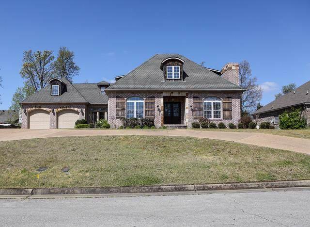3917 Thousand Oaks, Jonesboro, AR 72404 (MLS #10082349) :: Halsey Thrasher Harpole Real Estate Group
