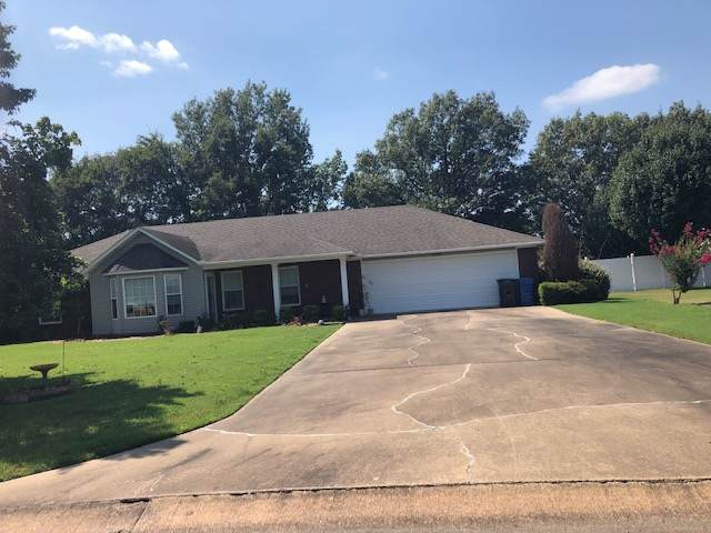 4709 Lonoke Lane, Jonesboro, AR 72401 (MLS #10082572) :: Halsey Thrasher Harpole Real Estate Group