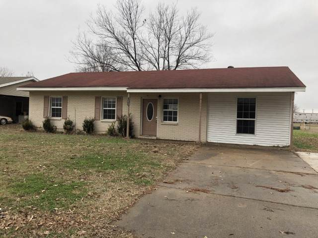 1208 3rd St, Trumann, AR 72472 (MLS #10084635) :: Halsey Thrasher Harpole Real Estate Group