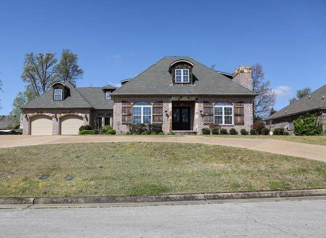 3917 Thousand Oaks, Jonesboro, AR 72404 (MLS #10085352) :: Halsey Thrasher Harpole Real Estate Group