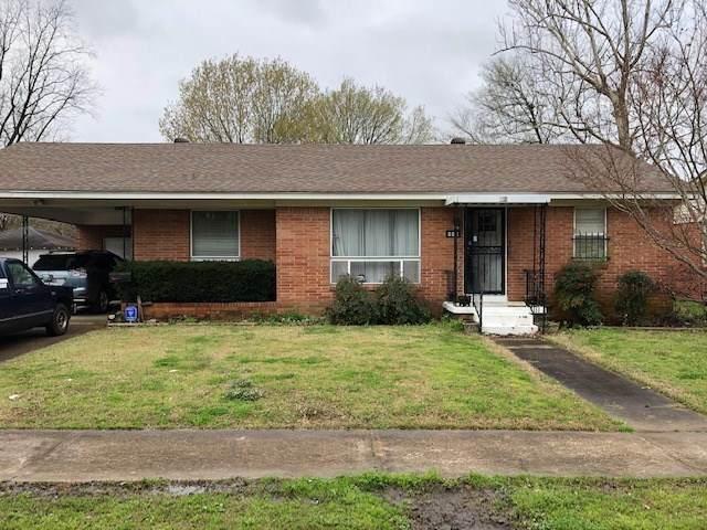 609 Nisbett St., Jonesboro, AR 72401 (MLS #10086458) :: Halsey Thrasher Harpole Real Estate Group