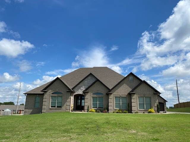 1 Hill Home Dr, Paragould, AR 72450 (MLS #10086861) :: Halsey Thrasher Harpole Real Estate Group