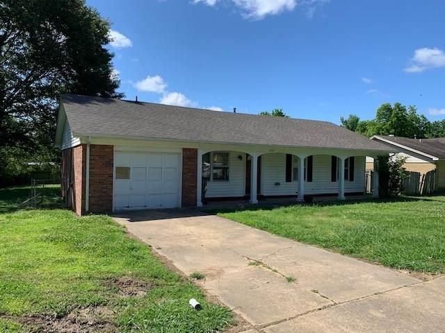 1733 Westwood, Jonesboro, AR 72401 (MLS #10086876) :: Halsey Thrasher Harpole Real Estate Group