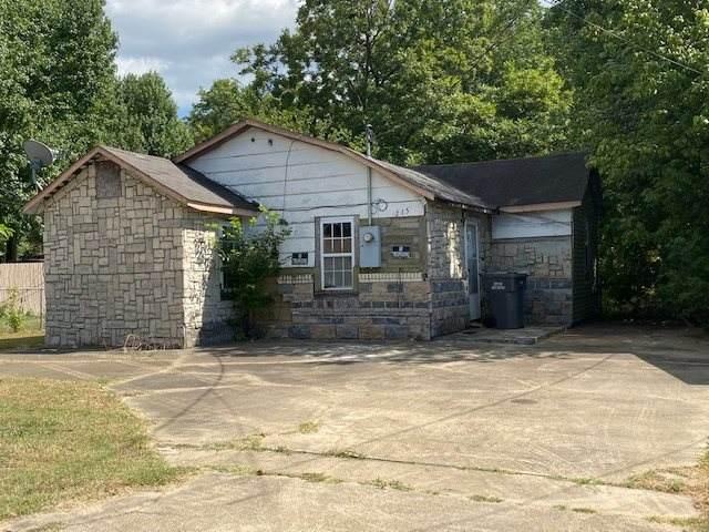 215 Hickory Street, Jonesboro, AR 72401 (MLS #10088487) :: Halsey Thrasher Harpole Real Estate Group