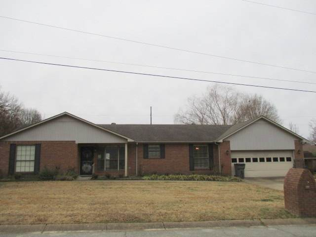 1408 Marcie Drive, Paragould, AR 72450 (MLS #10090642) :: Halsey Thrasher Harpole Real Estate Group