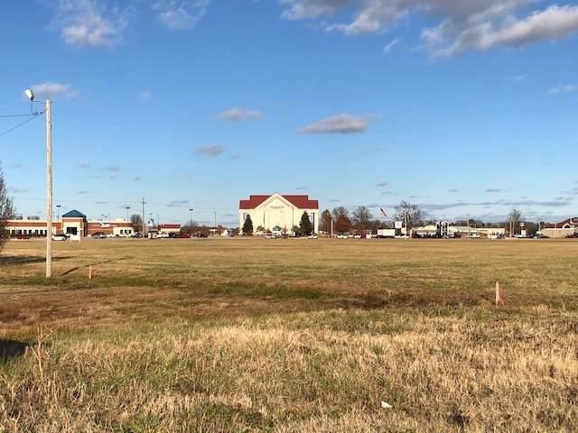 Lot 6 Fairpark, Jonesboro, AR 72401 (MLS #10091843) :: Halsey Thrasher Harpole Real Estate Group