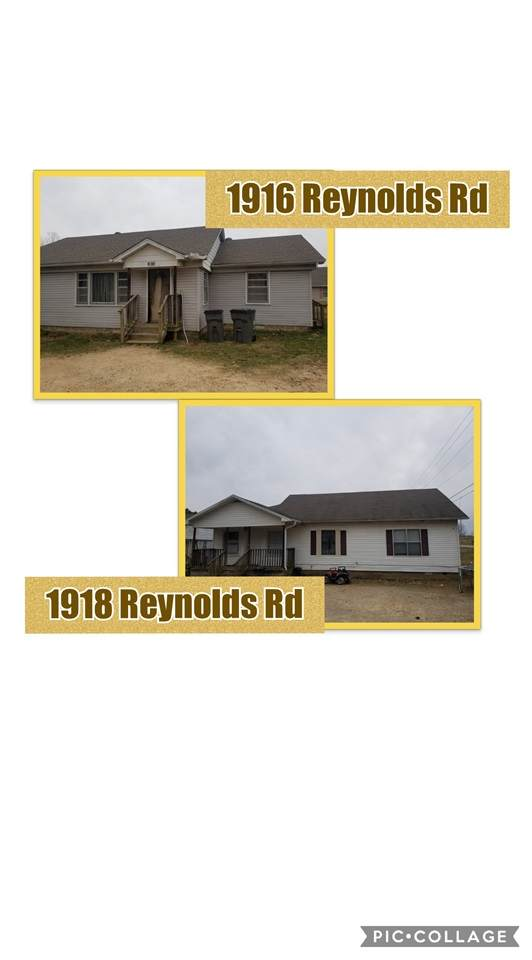1918 & 1916 Reynolds Rd / Pkg. Of 2 Rentals, Paragould, AR 72450 (MLS #10092053) :: Halsey Thrasher Harpole Real Estate Group