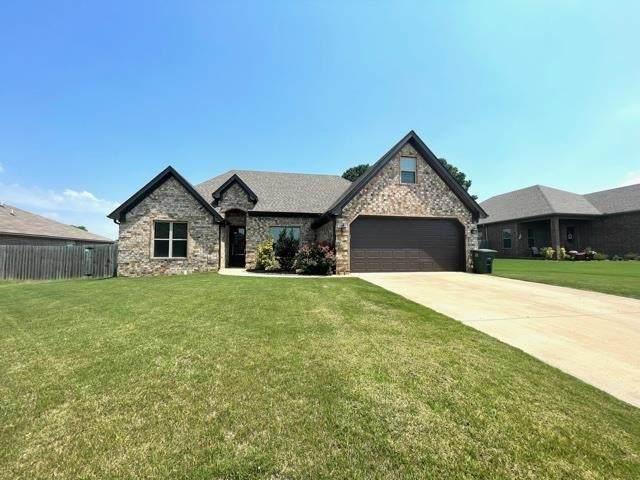 119 Harper Drive, Brookland, AR 72417 (MLS #10093454) :: Halsey Thrasher Harpole Real Estate Group