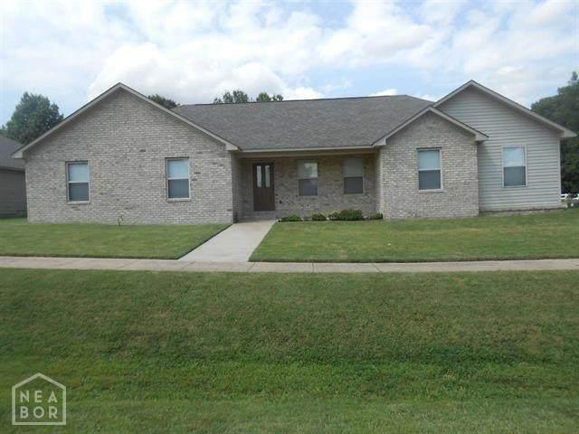 101 Cody Lane, Brookland, AR 72417 (MLS #10094176) :: Halsey Thrasher Harpole Real Estate Group