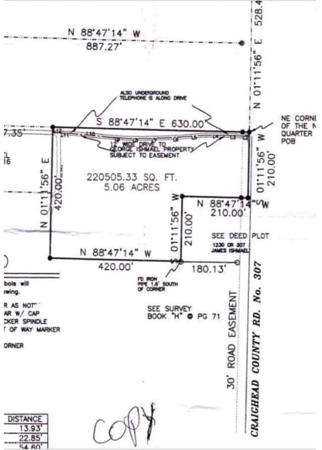 5-Acres County Road 307 - Photo 1