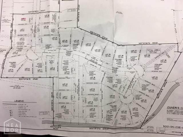 0-Lot 25 P Jamestown, Jonesboro, AR 72404 (MLS #10067140) :: Halsey Thrasher Harpole Real Estate Group