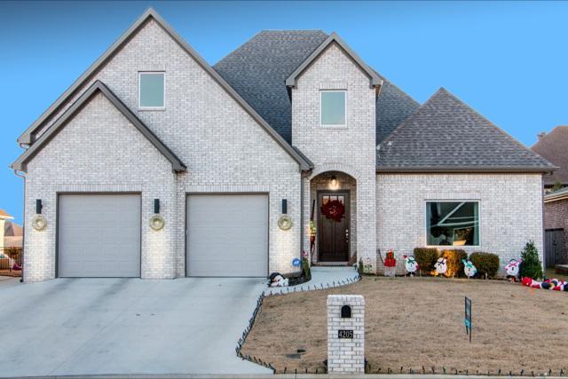 4205 Villa Cove, Jonesboro, AR 72401 (MLS #10072610) :: REMAX Real Estate Centre