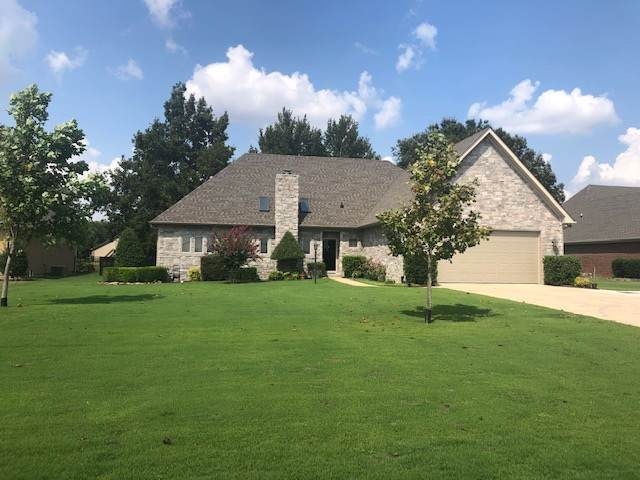 3316 Flemon Rd., Jonesboro, AR 72404 (MLS #10082654) :: Halsey Thrasher Harpole Real Estate Group