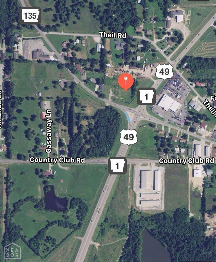 0 1.81 Acres On Nw Corner 49N/Hw - Photo 1