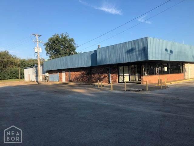 0-721 & 72 E Johnson, Jonesboro, AR 72401 (MLS #10093317) :: Halsey Thrasher Harpole Real Estate Group