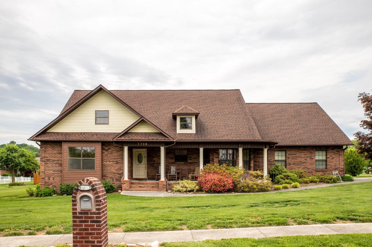 1759 Hollister Drive, Alcoa, TN 37701 (#1079856) :: Tennessee Elite Realty