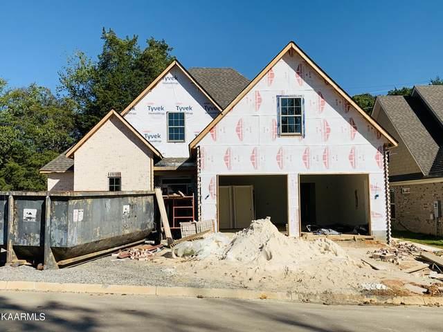 912 Westland Creek Blvd, Knoxville, TN 37923 (#1161090) :: Realty Executives Associates