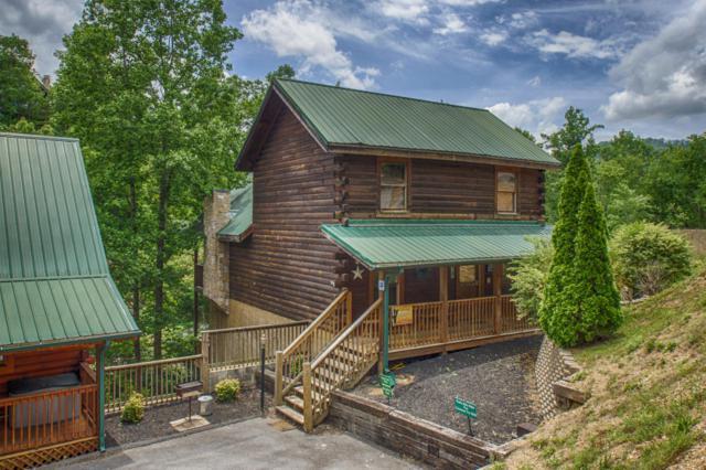 616 Chickasaw Gap Way, Pigeon Forge, TN 37863 (#1007986) :: SMOKY's Real Estate LLC