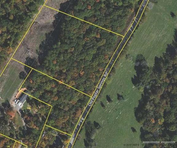 5.95 Acre Old Poplar Springs Rd, Kingston, TN 37763 (#1010645) :: Billy Houston Group