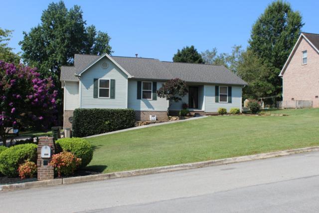 1021 Summerfield Drive, Maryville, TN 37801 (#1011125) :: Billy Houston Group