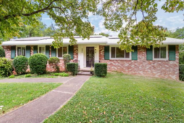 204 Golf Club Rd, Knoxville, TN 37919 (#1016897) :: Billy Houston Group