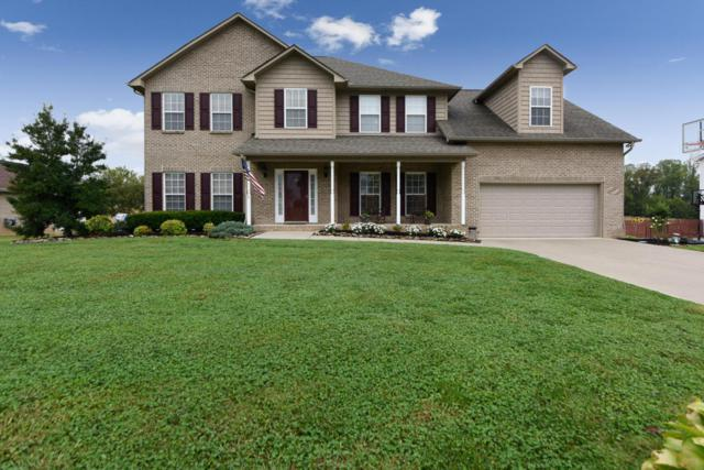 1501 Crestridge Drive, Maryville, TN 37804 (#1017640) :: Realty Executives Associates