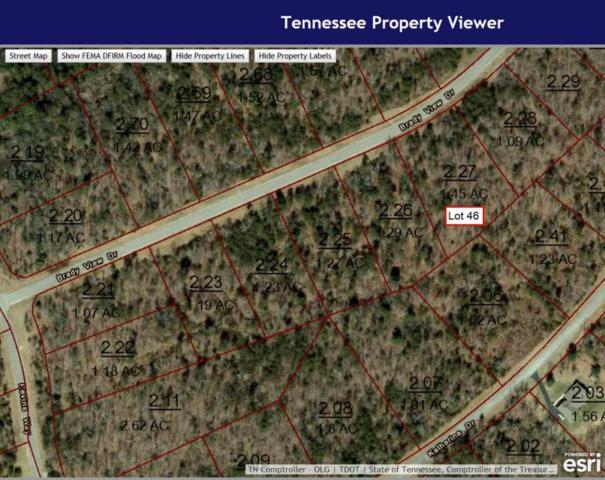 Lot # 46 Brady View Drive, Crossville, TN 38555 (#1019250) :: Shannon Foster Boline Group