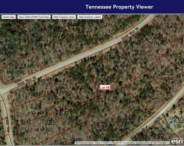 Lot # 48 Brady View Drive, Crossville, TN 38555 (#1019307) :: Shannon Foster Boline Group