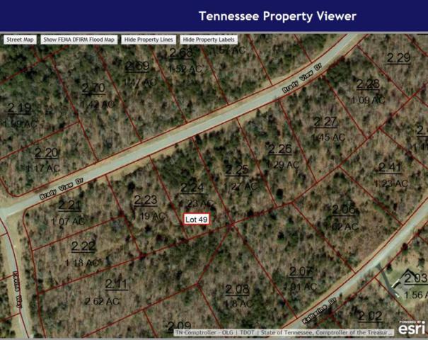 Lot # 49 Brady View Drive, Crossville, TN 38555 (#1019320) :: Shannon Foster Boline Group