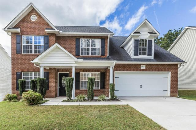 1117 Gilbert Station Lane, Knoxville, TN 37932 (#1020093) :: Billy Houston Group